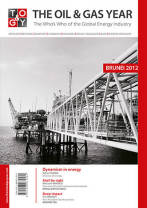 The Oil & Gas Year Brunei 2012 Book Cover
