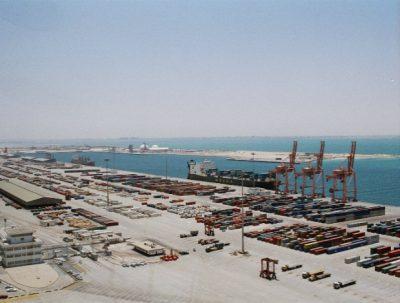 King Abdulaziz Port