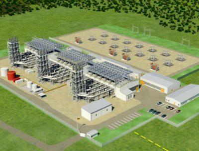 Kinyerezi III power plant,