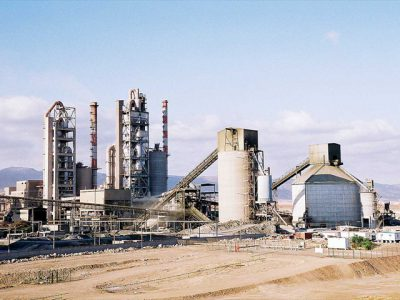 A Raysut Cement factory