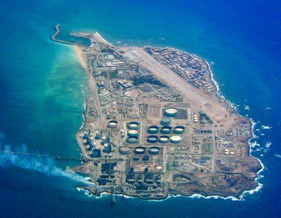 The UAE's Das Island