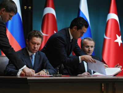 Turkey-Russia MoU