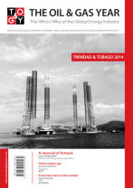 The Oil & Gas Year Trinidad & Tobago 2014 Book Cover