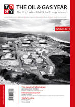The Oil & Gas Year Gabon 2014 Book Cover