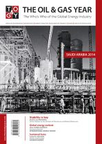 The Oil & Gas Year Saudi Arabia 2014 Book Cover