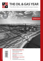 The Oil & Gas Year Qatar 2014 Book Cover