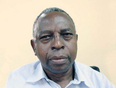 Michael Mwanda