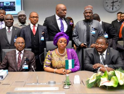 OPEC will not have an extraordinary meeting despite a Financial Times interview with the president Diezani Alison-Madueke where she said she would hold an emergency meeting in the next six weeks or so if crude prices keep dropping.