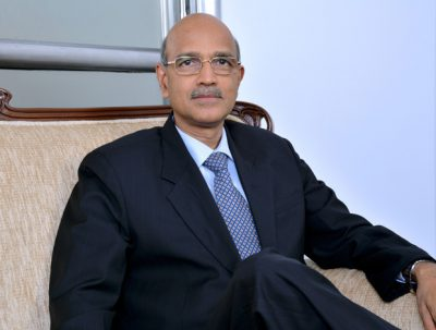 Essar Oil managing director and CEO Lalit Gupta