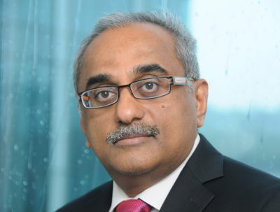 Sashi Mukundan, Regional President and Head of Country, BP Group of Companies in India,