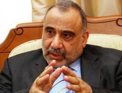 Iraq's oil minister Adel Abdel Mehdi said on April 15 the country's crude exports should hit a record level of about 3.1 million barrels per day