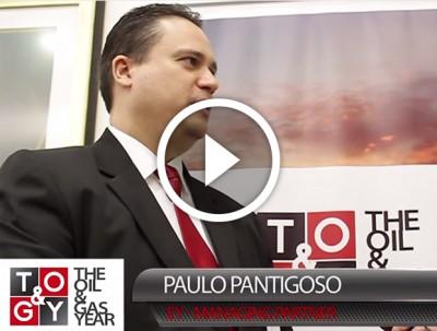 EY Peru's Managing partner Paulo Pantigoso