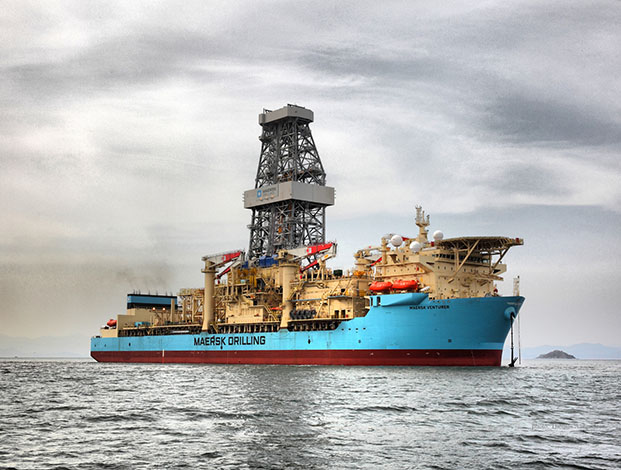 Otto contracts Maersk drillship for Hawkeye well