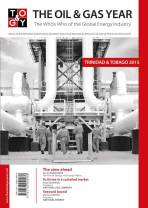 THE OIL & GAS YEAR TRINIDAD & TOBAGO 2015 BOOK COVER