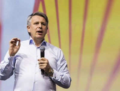 shell ceo van beurden