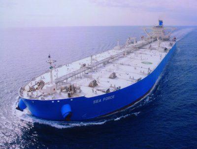 Frontline tanker