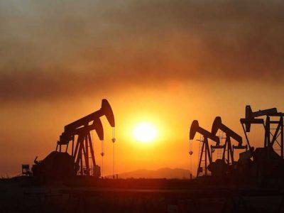 Iran oilfield