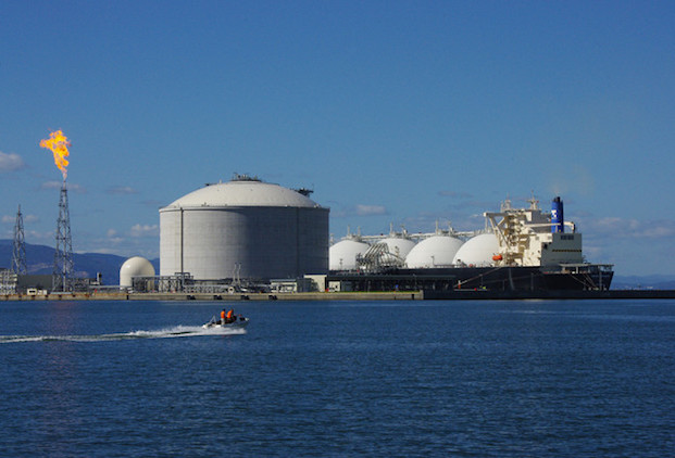 Shell enters agreement for Myanmar LNG terminal