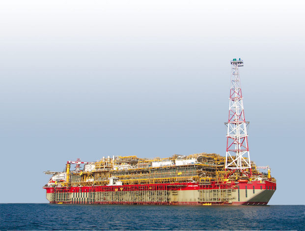 New semisub from Technip and Samsung