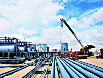 CNPC Niger pipeline