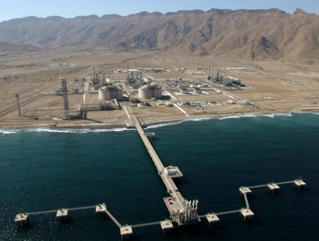 Oman Trading Intl in Bangladesh LNG deal