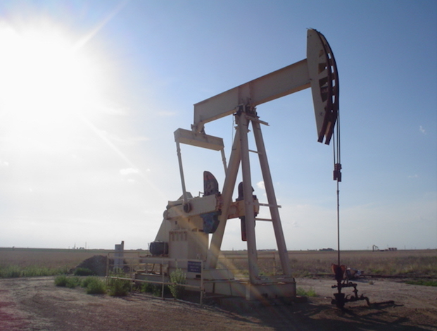 Oil wells in crosshairs in Syria