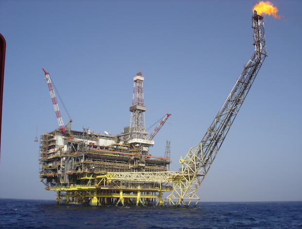 Hansa, Oranje-Nassau Energie strike gas