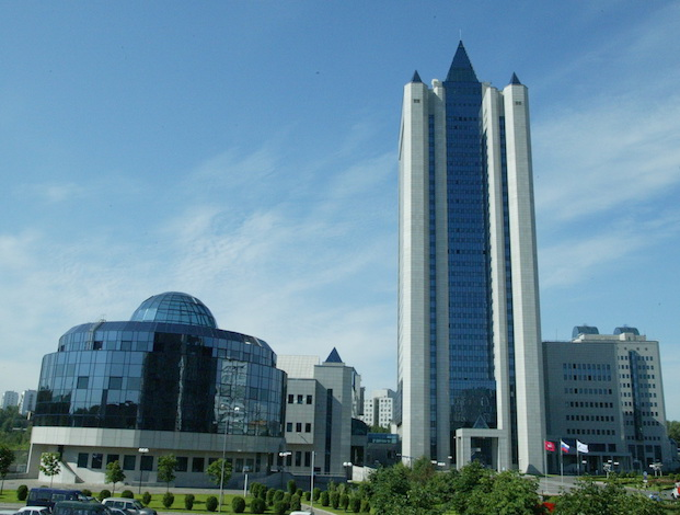 Gazprom to buy Cameroon LNG
