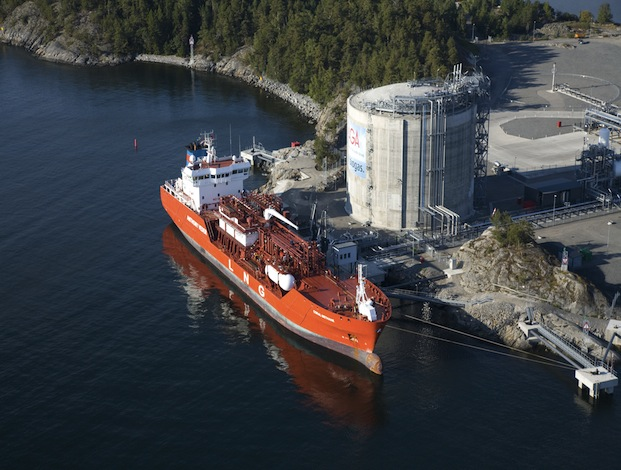 Cheniere Energy planning Greece LNG terminal
