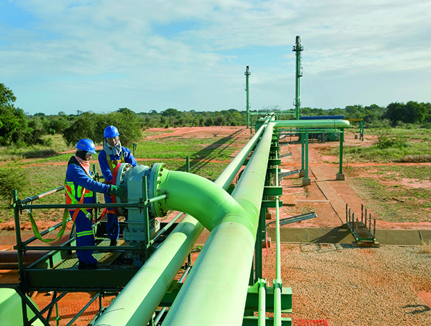 Sound to connect Italy gas field to export pipeline