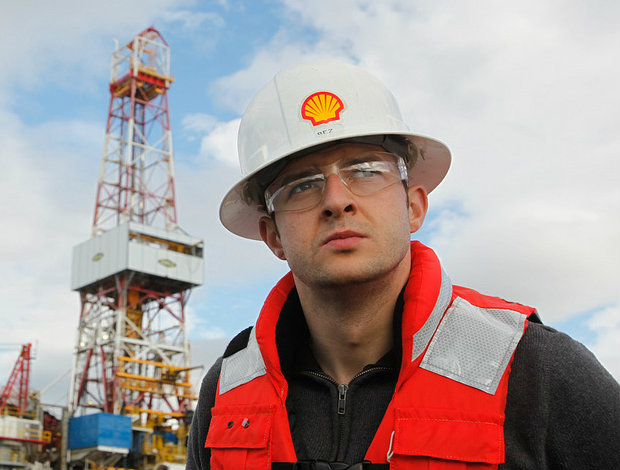 Shell surpasses Chevron