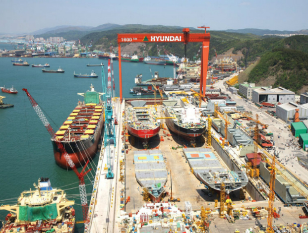 Hyundai Heavy Industries lands contract