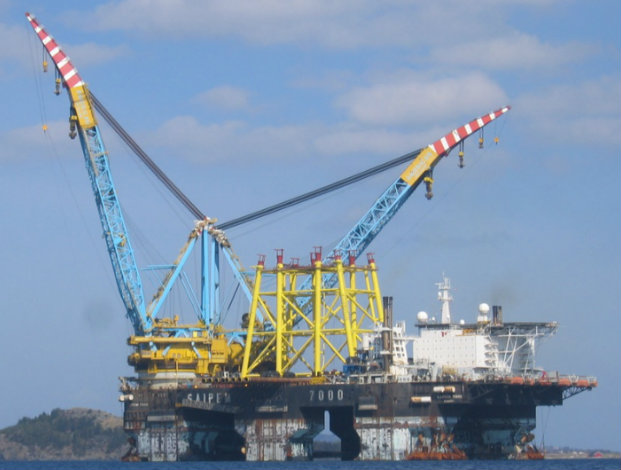 Saipem sues Gazprom over cancelled pipeline