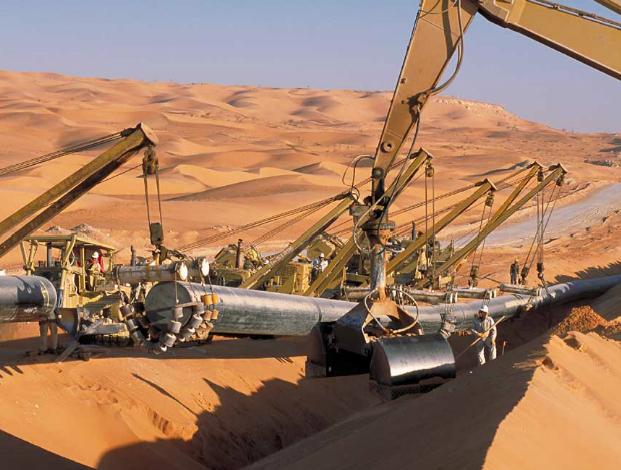 Algeria to boost pipeline capacity