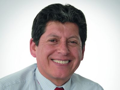 Juan Manuel MARTÍNEZ Managing Director for Colombia ANTEA GROUP