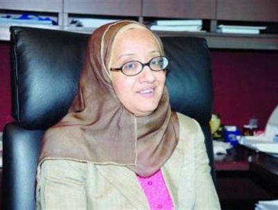 Kuwait's OPEC governor, Nawal Al Fuzaia
