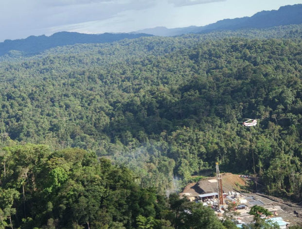Oil Search in PNG gas find