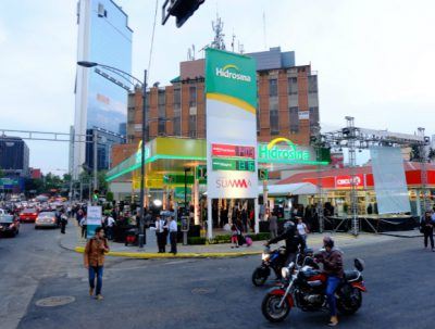 Mexico station