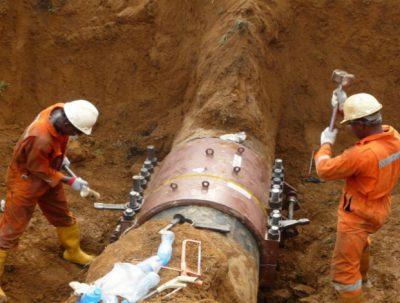 Nigeria pipeline