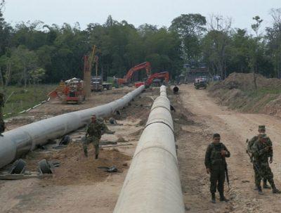 Caño-Limón Coveñas pipeline