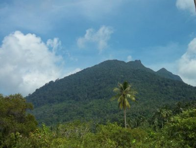 Mount Ranai