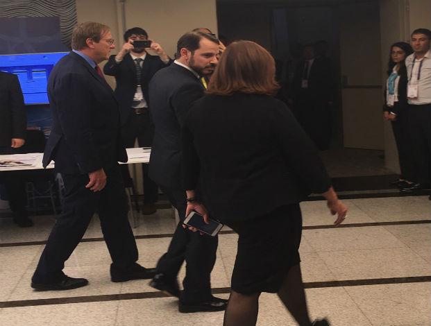 Turkey, Israel discuss gas pipeline