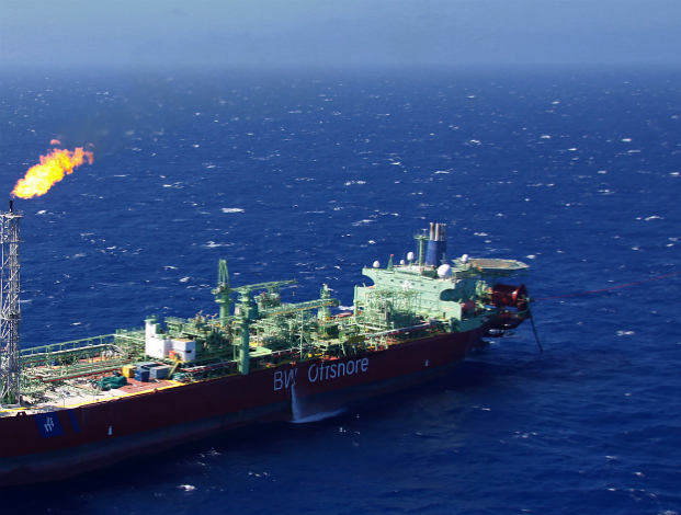 Dussafu sidetrack hits oil in Gabon