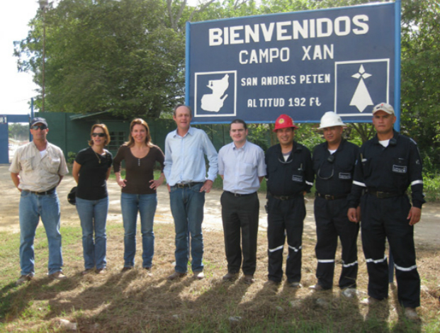 Perenco farms into Petrofac fields in Mexico