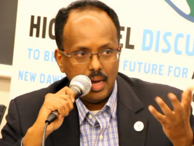 Oil executive named new Somali PM