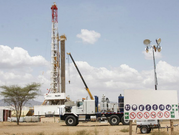 Tullow secures deal with Kenyan govt