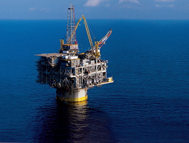 Oil up on surprise draw on inventories