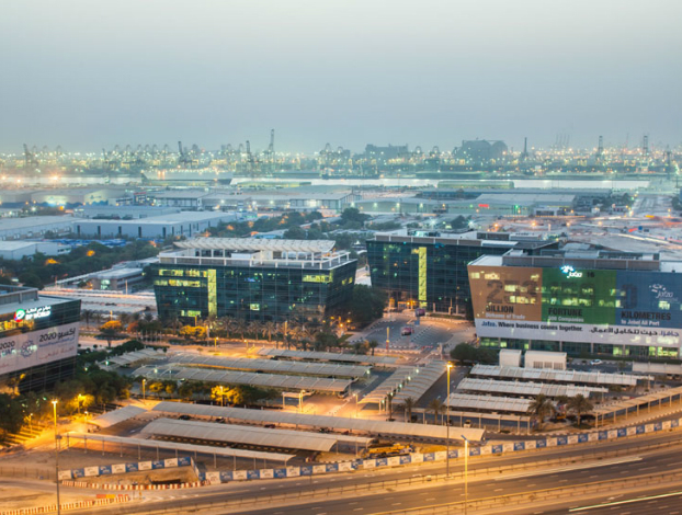 CNPC sets up in Dubai