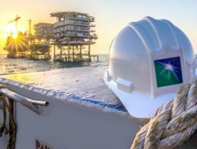 Saudi Aramco offshore