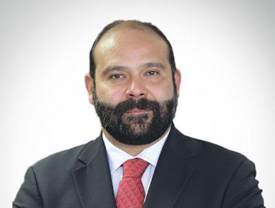 Juan pablo Newman, former CFO of Pemex